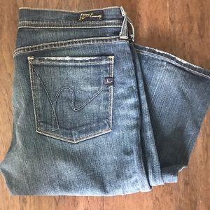 Barley worn Citizens of Humanity Jeans